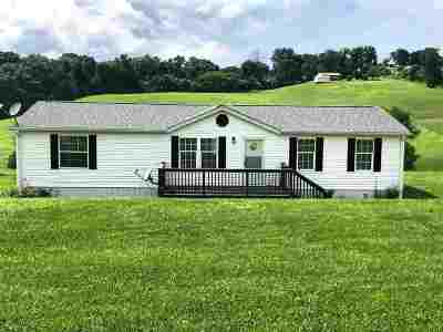 Grainger County Mobile/Manufactured For Sale: 1300 Jackson Rd