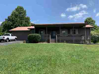 Jefferson City TN Single Family Home For Sale: $189,900