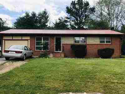 Hamblen County Single Family Home For Sale: 1940 Eastern Ave
