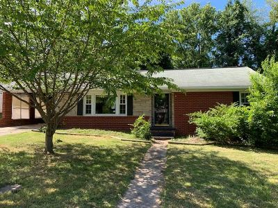 Morristown Single Family Home For Sale: 703 Mohawk Street