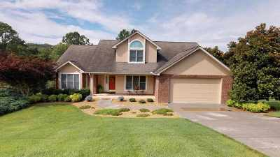 Morristown Single Family Home For Sale: 1256 Appalachian Trace