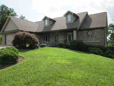 Morristown Single Family Home For Sale: 3482 Heathcliff