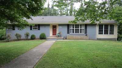 Jefferson City Single Family Home For Sale: 814 Osborne Dr
