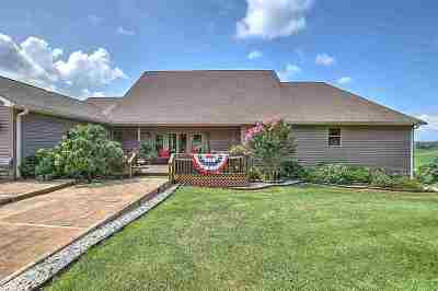 Single Family Home For Sale: 3706 Salem Road