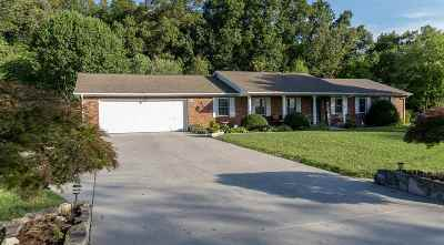 Jefferson County Single Family Home For Sale: 1332 Clinch View Circle