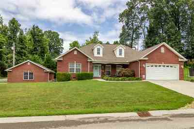 Morristown Single Family Home For Sale: 5208 Crystal Brook Drive