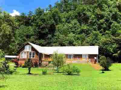 Cocke County Single Family Home For Sale: 726 Highway 107 S