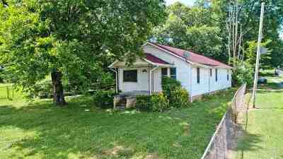 Newport Single Family Home For Sale: 207 Clevenger Cut Off Rd