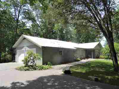 Single Family Home For Sale: 474 N Chucky Pike