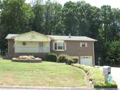 Morristown Single Family Home For Sale: 1960 Seven Oaks Dr