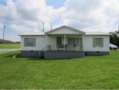 Mobile/Manufactured For Sale: 14970 W Andrew Johnson Hwy
