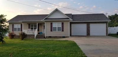 Newport Single Family Home For Sale: 894 Sierra Rd
