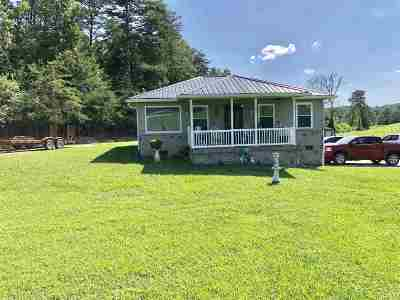 Rogersville TN Single Family Home For Sale: $88,500