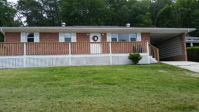 Bean Station TN Single Family Home Pending-Continue To Show: $107,900