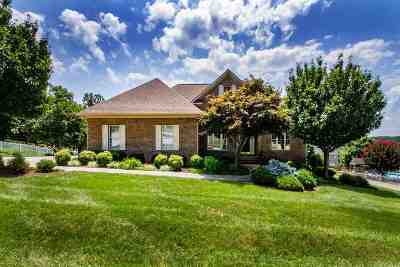 Hamblen County Single Family Home For Sale: 1132 Hickory View Drive