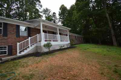 Hamblen County Single Family Home For Sale: 7646 Stagecoach Road