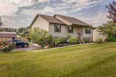 Dandridge TN Single Family Home For Sale: $179,900
