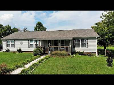Cosby Single Family Home For Sale: 3885 Holders Grove Rd