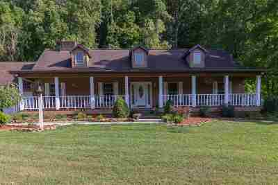 Newport Single Family Home For Sale: 2226 Holt Town Road