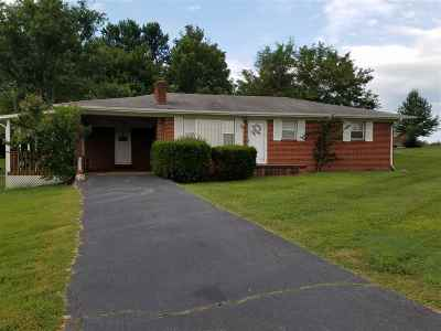 Whitesburg Single Family Home For Sale: 8250 East Andrew Johnson Hwy