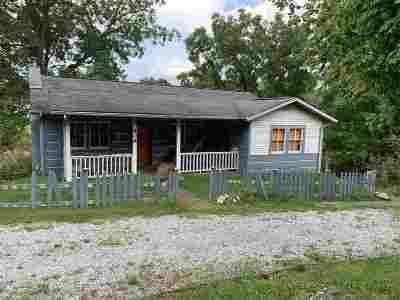 Jefferson City TN Single Family Home For Sale: $69,900