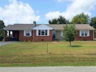 Hamblen County Single Family Home For Sale: 417 Lee Dr