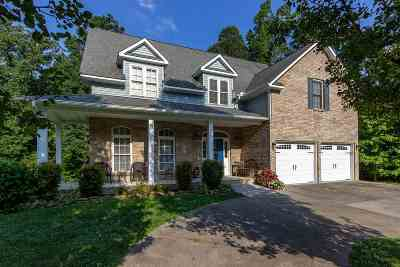 Talbott Single Family Home For Sale: 2622 Kaley Drive