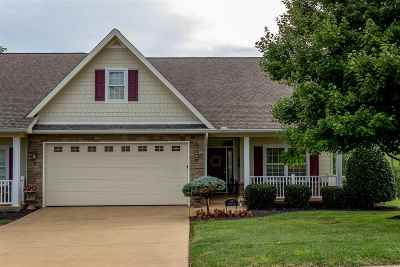 Grainger County, Hamblen County, Hawkins County, Jefferson County Condo/Townhouse For Sale: 401 Harbor Cove