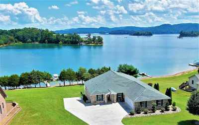 Grainger County, Hamblen County, Hawkins County, Jefferson County Single Family Home For Sale: 647 Mallard Baye