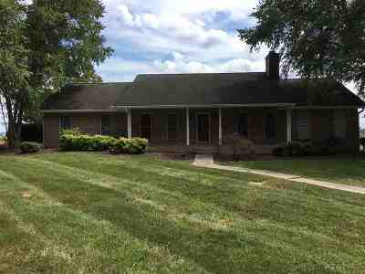 Whitesburg Single Family Home For Sale: 1414 Warrensburg Road