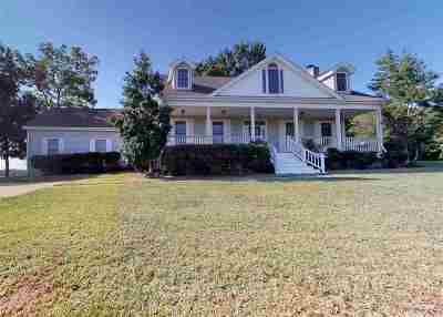 Single Family Home For Sale: 115 Gregg Mill Road