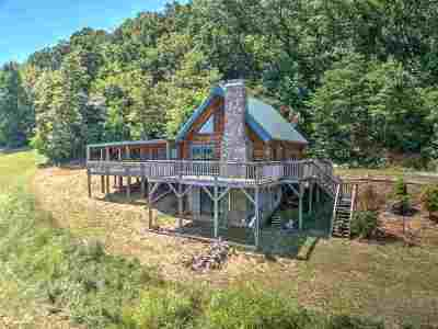 Single Family Home For Sale: 1820 Babbs Mill Road