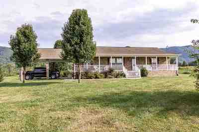 Thorn Hill TN Single Family Home For Sale: $279,000