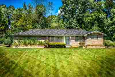 Morristown Single Family Home For Sale: 1240 Kidwell Ridge Road
