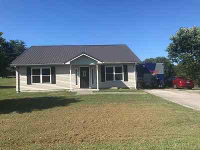 Hamblen County Single Family Home For Sale: 2943 Midridge Drive