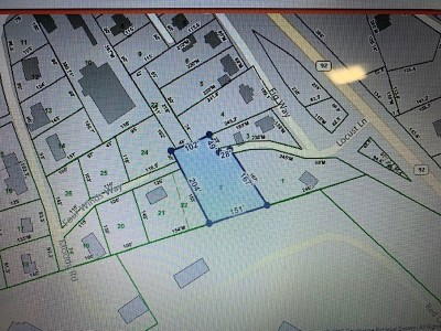Jefferson City Residential Lots & Land For Sale: Lot 2 Locust St