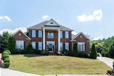 Morristown Single Family Home For Sale: 1109 Broughton Ct.