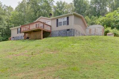 Blount County Mobile/Manufactured For Sale: 7880 Hickory Nut Way