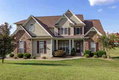 Morristown Single Family Home For Sale: 4631 Horseshoe Trail