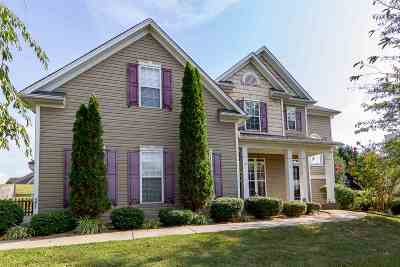 Morristown Single Family Home For Sale: 4857 Horseshoe Trl