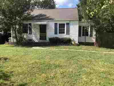 Morristown, Morrristown, Talbott, Talbot Single Family Home For Sale: 711 Choctaw St