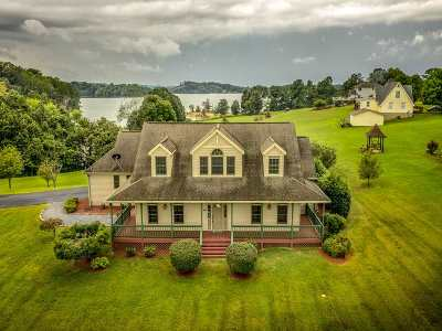 Hamblen County, Hawkins County, Grainger County Single Family Home For Sale: 190 Turtle Pointe Rd