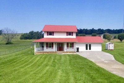Morristown, Morrristown, Talbott, Talbot Single Family Home For Sale: 3074 Valley Home Road