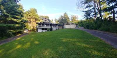 Cocke County Single Family Home For Sale: 1390 Camellia Road
