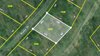 Residential Lots & Land For Sale: Lot 1239 Rustic Dr