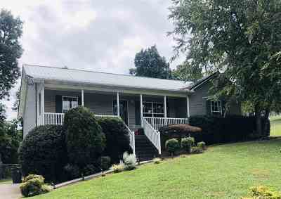 Morristown Single Family Home For Sale: 3805 Shandee Ln