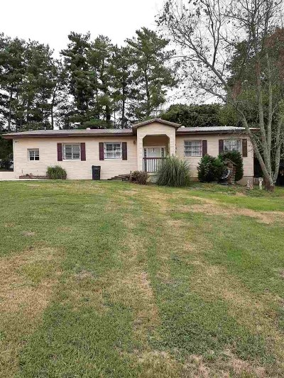 Morristown Single Family Home For Sale: 3407 Copper Ridge Rd.