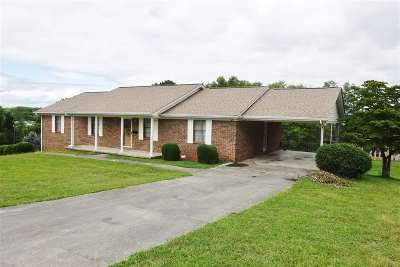 Jefferson County Single Family Home For Sale: 1248 Clinch View