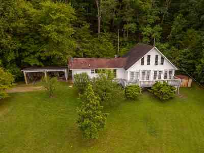 Russellville Single Family Home For Sale: 2708 Anderson Bend Rd
