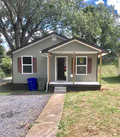 Single Family Home For Sale: 926 Rutledge Ave.